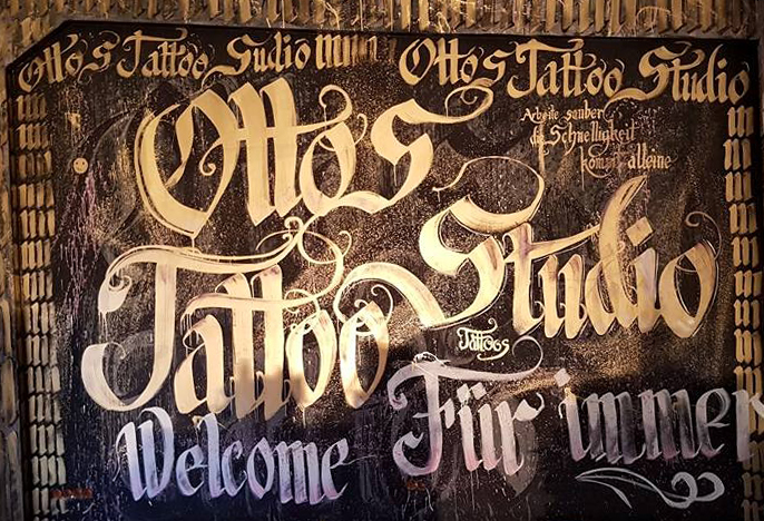 Ottos Tattoo Studio